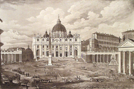 H_Abbott - St. Peter's and the Vatican