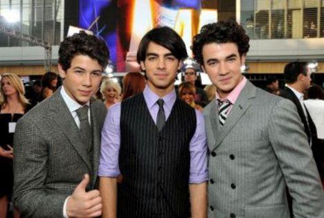 Jonas Brothers AMA fesztiválon