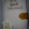 Könyv torta - citromkrémes