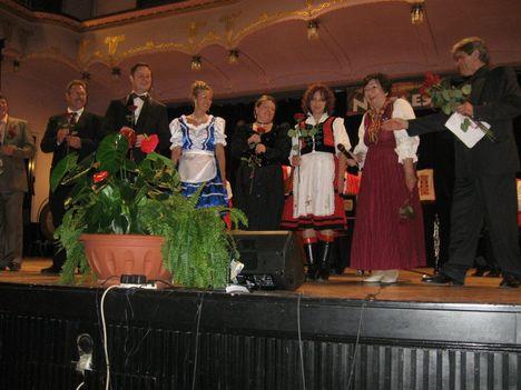 Kovács Apollónia Kossúth-Díjának Erdélyi megünneplése Marosvásárhelyen a Kultúrpalotában 2