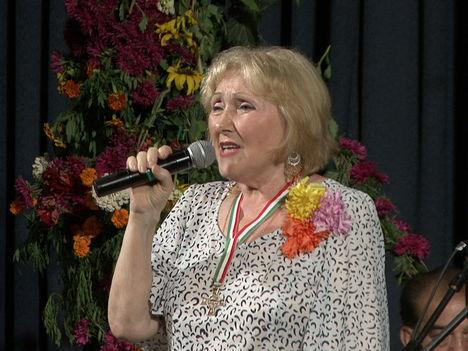 Szentendrei Klára-- imádta a közönség