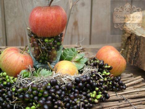 őszi dekoráció ötlet 8
