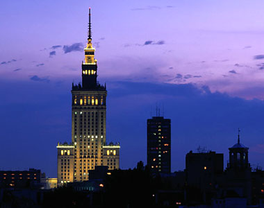 Palace of Culture - Warsaw