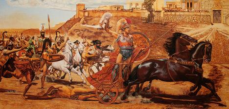 Angyalos László / Triumph of Achilles-a
