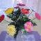 Horgolt virágok 025