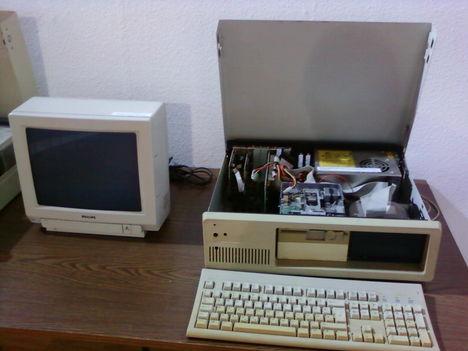 Számítógép történeti kiállítás 13