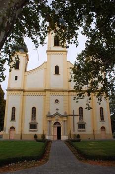 szanyi templom