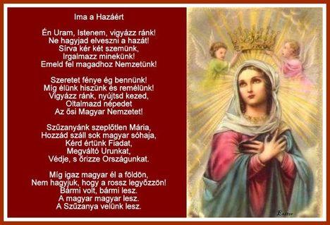 ima Hazáért