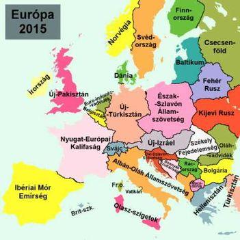 Jedeóeurópa 2015 - utópia, vagy valóság
