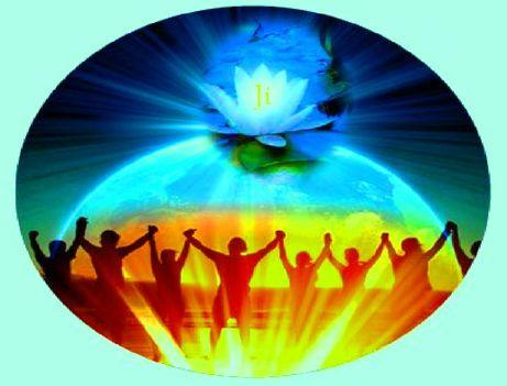 JIM  unity pure light of infinite Oneness