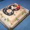 Szülinapi torta kisautóval