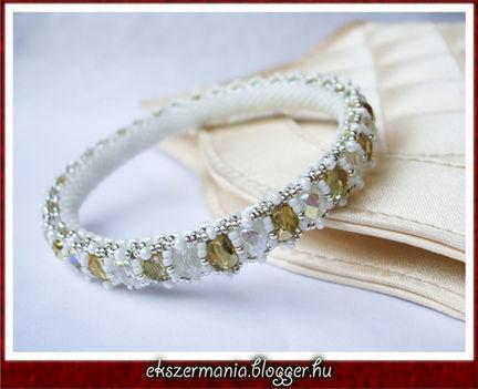 Karperec (fehér-arany)