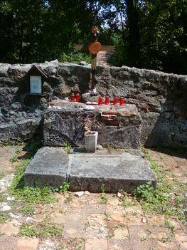 A Budaszentlőrinci Pálos kolostornál 27