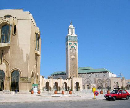 afrika, casablanca, marokkó 4 Casablanca