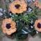 Horgolt kicsi virág