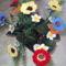 Horgolt virágok 006
