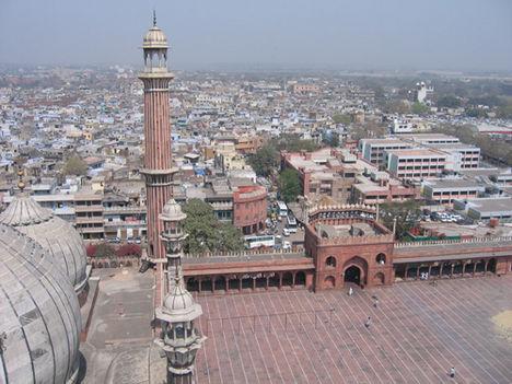 india, delhi 13 Kilátás
