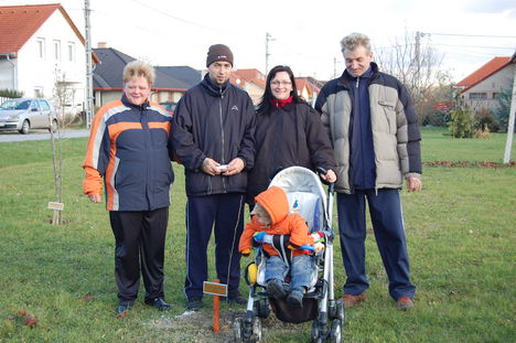 Kovalovszki Bálintot még a nagyszülők is elkísérték