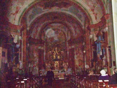 Mosoni Nepomuki Szent János plébániatemplom