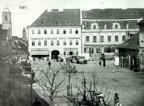 pannonia szálloda