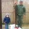 Papa a nagy harcsájával