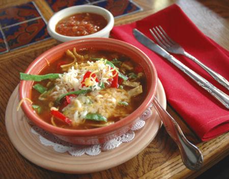 tortilla leves