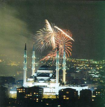 Ünnep Ankarában