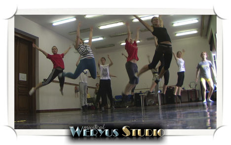 Weryus Musical Tánctábor 2012 3