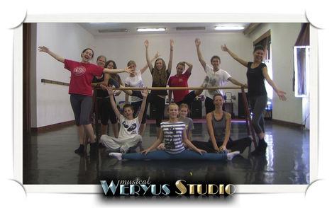 Weryus Musical Tánctábor 2012 4