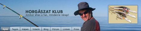 Horgászat klub