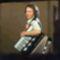 Sztevanovity Zorán előadóművész, zeneszerző, gitáros, énekes. az első nagylemez hátsó boritóján