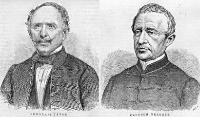 Fogarasi János és Czuczor Gergely