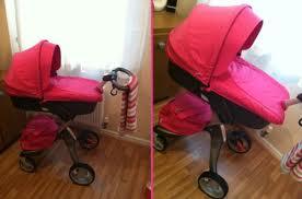 Terhesség  Rózsaszín babakocsi (kép) 6df3cd7c52