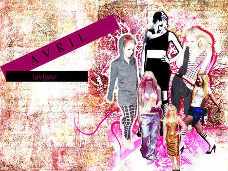 Avril Lavigne background