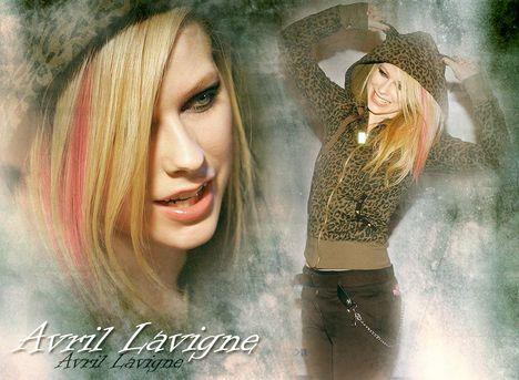 Avril Lavigne háttérkép 2