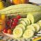Banánuborka - Cucumis melo 'banana'