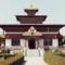 Bhutáni templom - Bodh Gaya