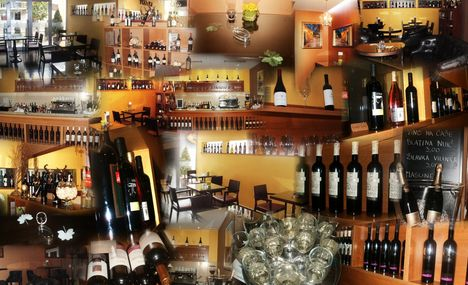 Caffe and Wine bar