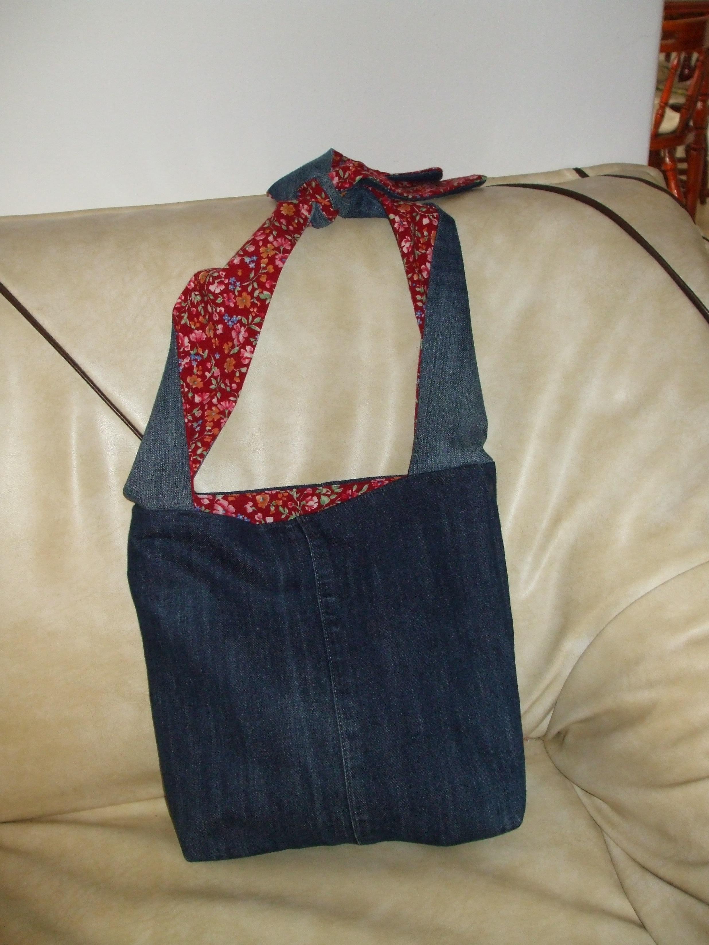 9006cc2f3a7e Gyöngyfűzés foltvarrás: farmer táska 2. (kép)