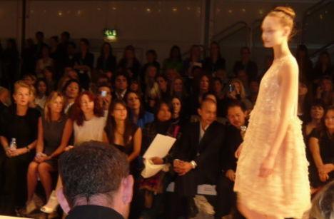 London Fashion Week 2009 - pillanatképek