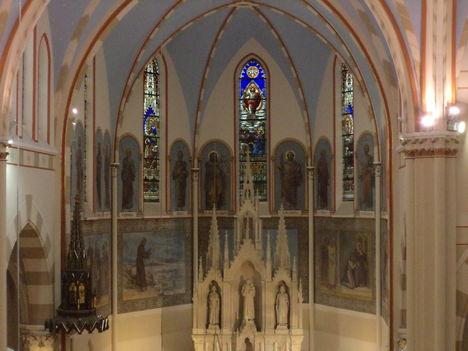 Padovai Szent Antal Székesegyház, Békéscsaba