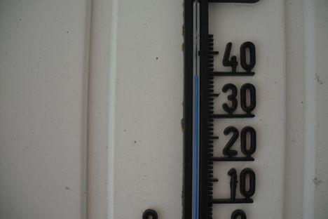 Szatymazi nyár: 39.07 C°