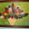 tulipáncsokor 25x37