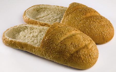 kenyérpapucs