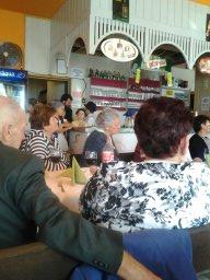 Öregeknapi ünnepség, 2012.