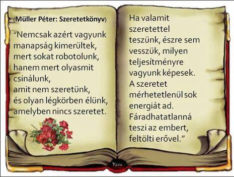muller peter szeretet