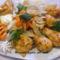 Tejfölös sült  csirke combok2