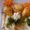 Tejfölös sült csirke