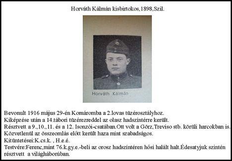 Horváth Kálmán