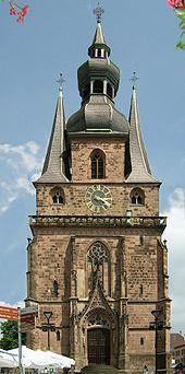 StWendelBasilika Trier